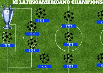 El once latinoamericano de la Champions League 2015-2016