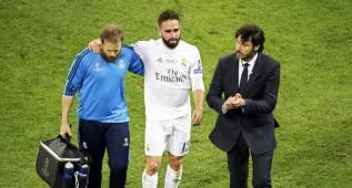 Carvajal se pierde la Eurocopa y Del Bosque cuenta con Bellerín