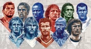 Lewandowski elige su once histórico de la Eurocopa