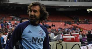 Pirlo, tras no ser convocado con Italia: 'No es una desilusión'