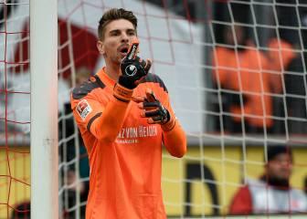 El Leicester City oficializa el fichaje de Zieler