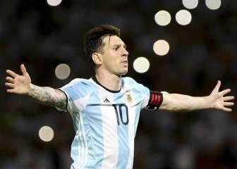 Los números de Argentina para Copa América: Messi será el 10