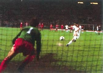 Di Bartolomei se suicida a los diez años de una derrota (1994)
