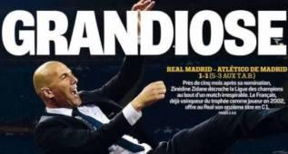 Zinedine Zidane seguirá al frente del banquillo del Real Madrid