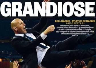Zidane seguirá al frente del banquillo del Real Madrid