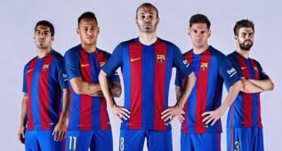 A la venta las equipaciones del Barça de la próxima temporada