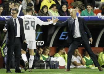 Los 7 jóvenes sobre los que Zidane tendrá que decidir