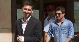 Comienza hoy el juicio de la Audiencia contra Leo Messi
