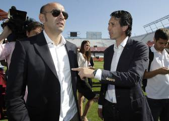 Monchi comunica que se va: ya maneja una oferta del United