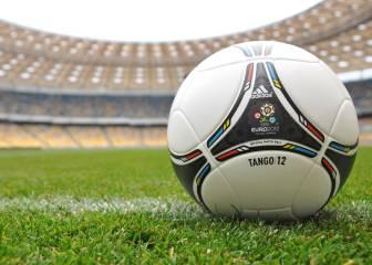 La evolución de los balones de la Eurocopa