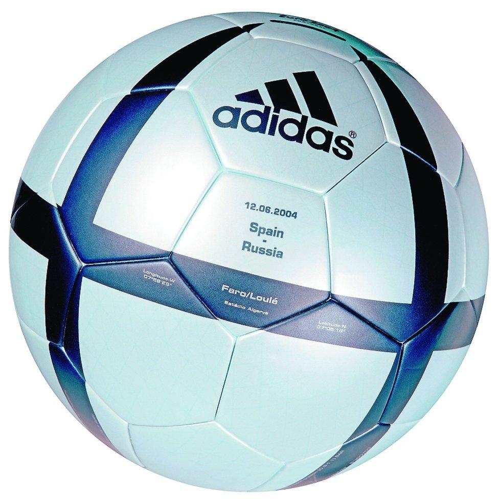 Fútbol  La evolución de los balones de la Eurocopa - AS.com 2ddb96594cf93