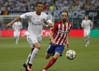 Cristiano, Ibra y Juanfran, entre los jugadores en mejor forma