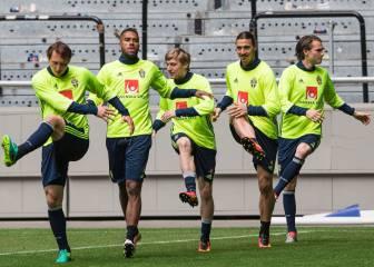 Suecia incluye a Ekdal en lista definitiva para la Eurocopa