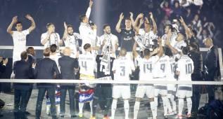Cada jugador recibe 800.000 euros por ganar la Undécima