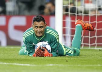 Oficial: Keylor Navas, fuera de la Copa América por lesión
