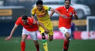 La UD Las Palmas ficha al lateral izquierdo portugués Hélder Lopes