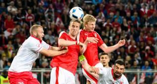 Austria cumple ante Malta