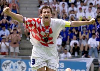 Los 10 máximos goleadores de la historia de la Eurocopa