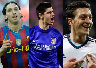 18 culés, 15 madridistas y 10 colchoneros en la Eurocopa