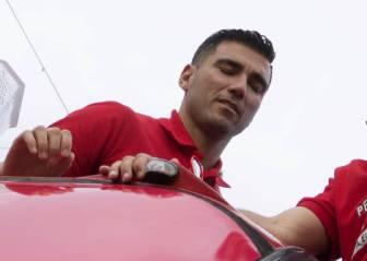 Oficial: Reyes deja el Sevilla y suena para el Galatasaray