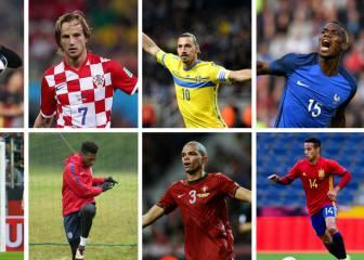 El 23% de los jugadores de la Euro tienen doble nacionalidad