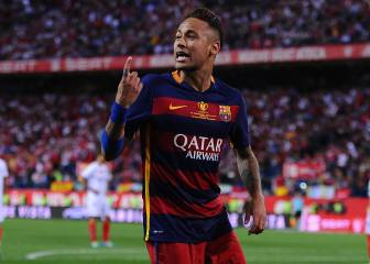 Neymar se ha ofrecido al Real Madrid, según la Cope