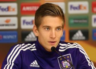El Anderlecht, en Sevilla para negociar por Praet