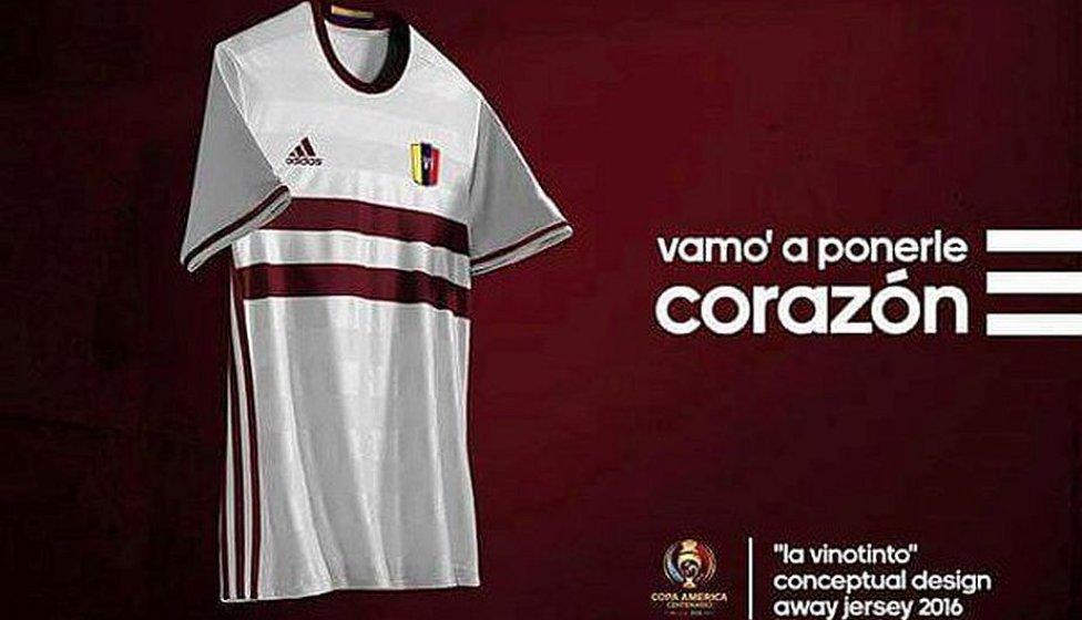 Copa América 2016 Las camisetas de los equipos que jugarán la Copa América  2016 - AS.com d4a797ff12154