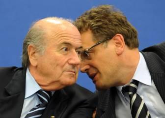 Investigación FIFA: Blatter y Valcke se enriquecieron con 55 millones de euros en 5 años