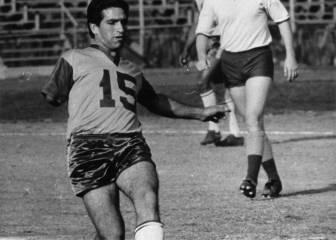 Victorio Casa: no volvería a jugar al fútbol, volvió y marcó