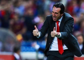 En Francia aseguran que el PSG también tantea a Emery