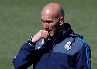 Lo que quiere Zidane para la 2016-17: un lateral, un medio...