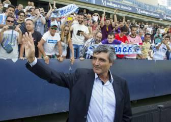 Málaga: pretemporada el 7 de julio y Trofeo Carranza