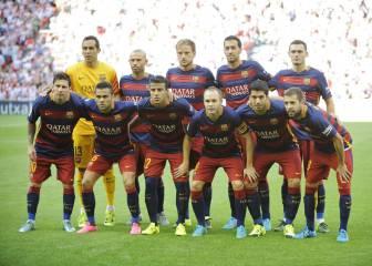 El Barca: nueve jugadores a la Euro y el Real Madrid, ocho