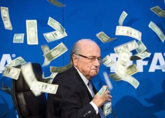 Joseph Blatter se defiende: