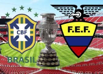Brasil vs Ecuador: resultado, resumen y goles