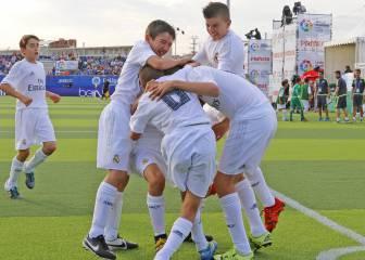 Sporting-Atleti y Villarreal-Madrid en semifinales
