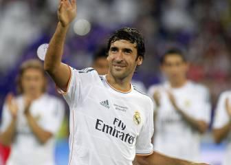 """Raúl: """"Regresar al Santiago Bernabéu, muy emocionante"""""""