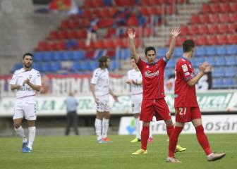 El Numancia hunde más a un ya descendido Albacete