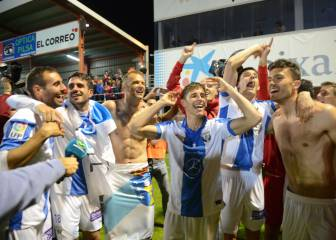 El Leganés cumplió en Anduva: ascenso histórico a Primera