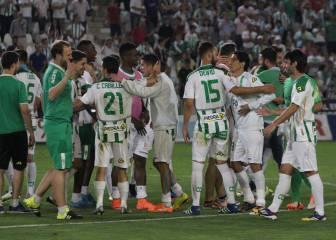 Córdoba y Almería empatan y logran el playoff y la salvación