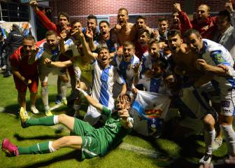 Sube el Leganés, se la pega el Zaragoza y baja Ponferradina