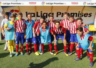 Atlético de Madrid y Villarreal, finalistas de LaLiga Promises