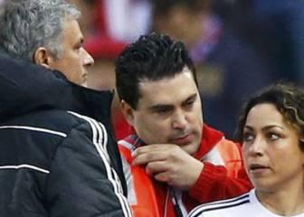 Carneiro acusa a Mourinho de llamarla