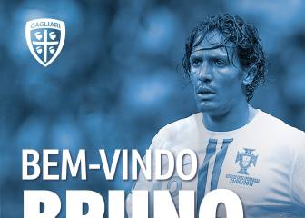 Bruno Alves deja Turquía y ficha por el Cagliari italiano