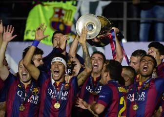 6 de junio: quinta Champions para el Barcelona (2015)