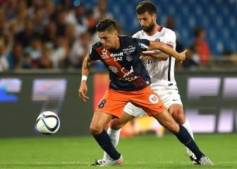 El Montpellier convierte en 'puja' la salida de Jonas Martin