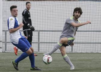 El Madrid renueva a José León, central del Castilla, por un año