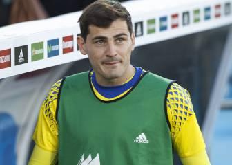 España ha encajado 8 goles en 20 meses; Casillas, ninguno