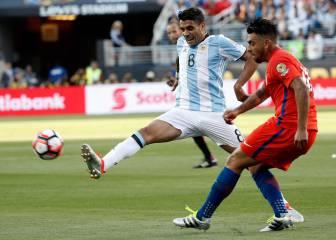Ya han debutado los cinco atléticos de la Copa América